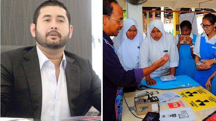 TMJ Shrugs '1Malaysia' Slogan, Proposes Integrated Schools - World Of Buzz