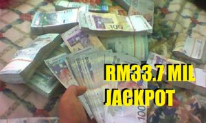 UNBELIEVABLE! Man Wins RM33.7 Million in Toto Jackpot - World Of Buzz 1