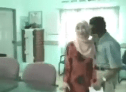 Video Of Alleged Headmaster And Teacher Making Out In Office Leaked - World Of Buzz 7
