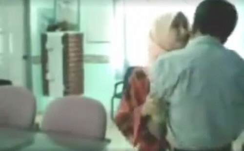 Video Of Alleged Headmaster And Teacher Making Out In Office Leaked - World Of Buzz