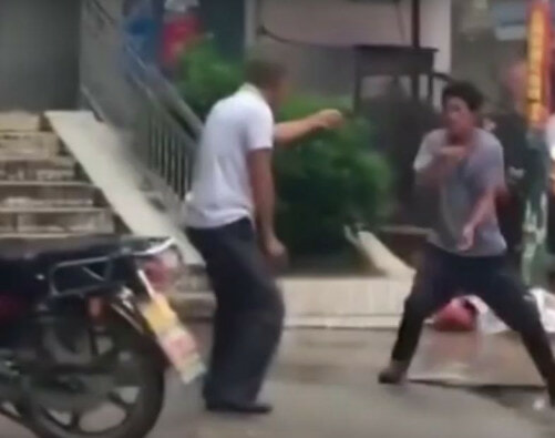 World's Most Pariah Kung Fu Battle Goes Viral [Video] - World Of Buzz 3