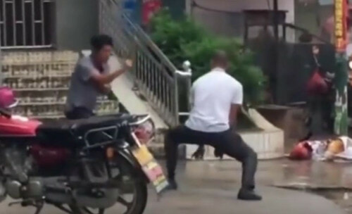World's Most Pariah Kung Fu Battle Goes Viral [Video] - World Of Buzz 4