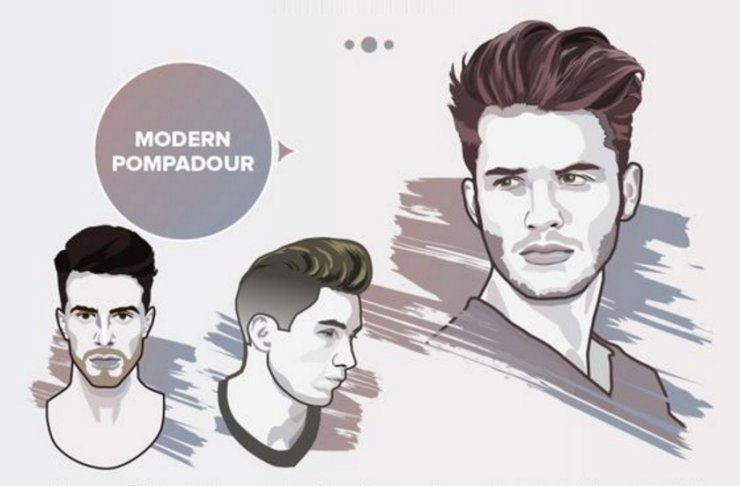 10 Top Men Hairstyles of 2016 and How It Should Look Like - World Of Buzz 11
