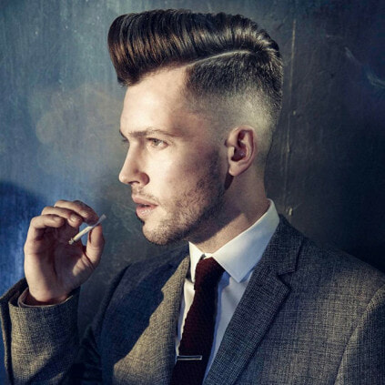 10 Top Men Hairstyles of 2016 and How It Should Look Like - World Of Buzz 12