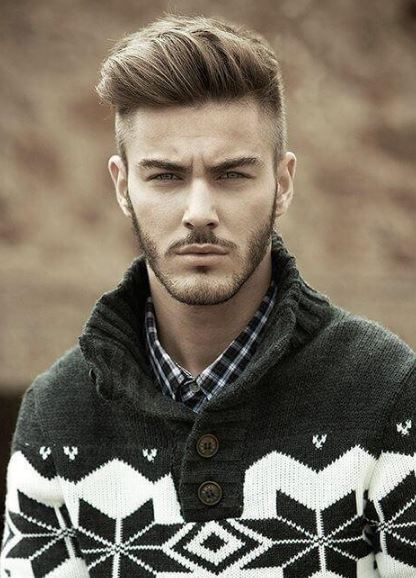 10 Top Men Hairstyles of 2016 and How It Should Look Like - World Of Buzz