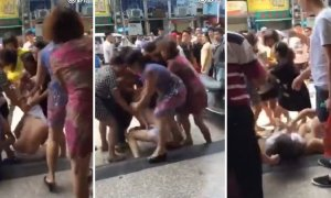 Alleged Mistress Horribly Beaten Up And Stripped By Raging Group Of Women - World Of Buzz 6