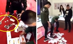 Apple Shop Owner Was Rude To A Rich Chinese Man. What He Did Next Was EPIC! - World Of Buzz 8