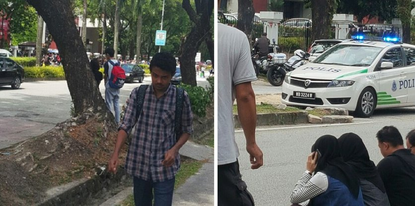 Bomb Threat Detected In Malaysian University - World Of Buzz 6