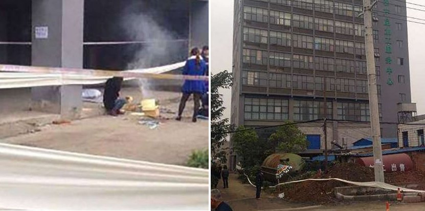 Chinese Man Kills Himself After His Boss Failed To Pay Over 100k In Back Pay. - World Of Buzz