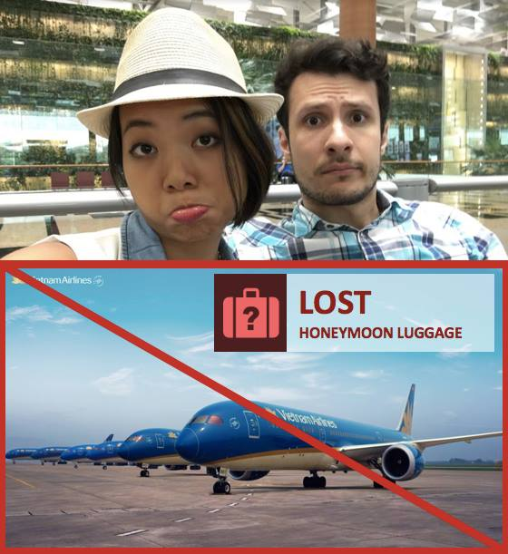 Couple Distraught After Vietnam Airlines - World Of Buzz