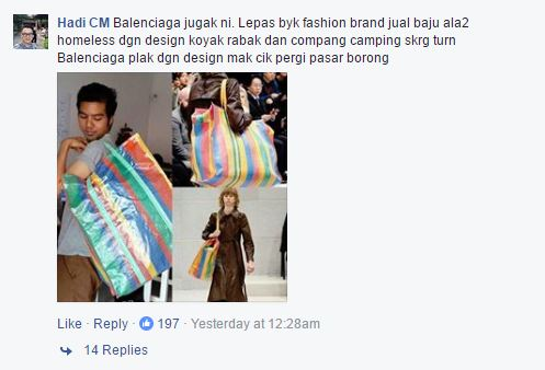 Famous Malaysian Aunties 'Beg Toto' Now High Fashion! Local's Reactions Are Hilarious! - World Of Buzz 1