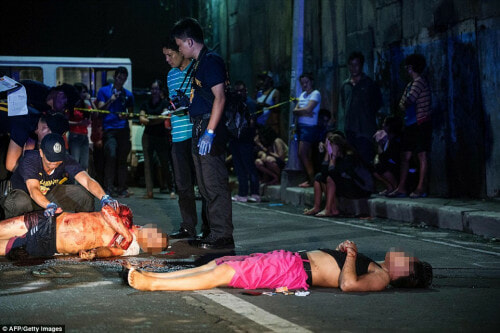 Filipino President Rodrigo Duterte Kills Thousands, Curses Obama And Cuts Ties With The USA - World Of Buzz