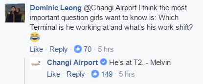 Handsome Singaporean Airport Officer Who Went Viral Is Finally Identified! - World Of Buzz 2