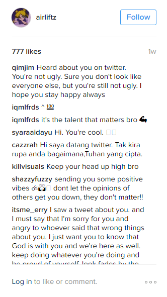 Instagrammers Bully This Malaysian Guy! The Reason Why May Shock You! - World Of Buzz 5