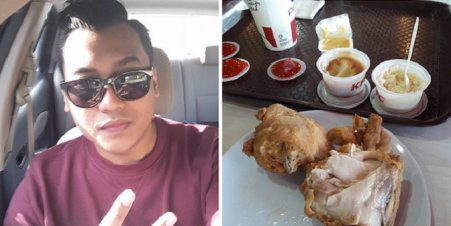 Kind M'sian Man Tries To Do Good Deed But Was Insulted For Doing So, The End Result Will Make You Laugh - World Of Buzz 1