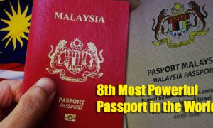 Malaysia Ranked As 8th Most Powerful Passport in the WORLD! - World Of Buzz 1