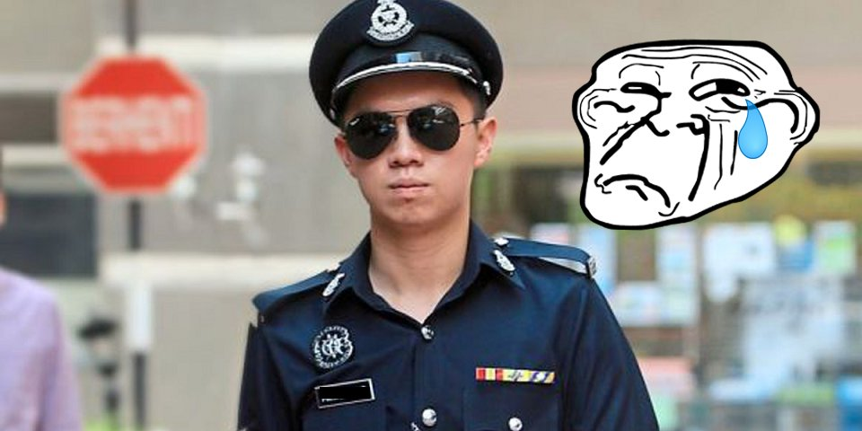 Malaysian Claims To Be A Police Officer And Walks Into A Station. He Got Arrested. - World Of Buzz 2