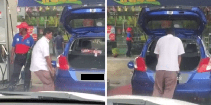 Malaysian Male Looks Like He's Humping His Car But He's Actually... - World Of Buzz 4