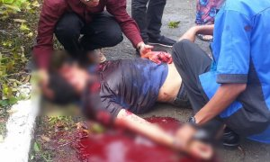 Malaysian Man Stabbed Because He Refused To Allow His Sister And Her Boyfriend To Marry. - World Of Buzz 7