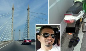 "Man Feared To Have Jumped Off The Penang Bridge Left A ""Suicide Note"" On Facebook - World Of Buzz 9"