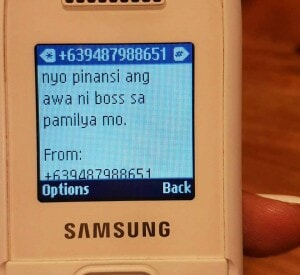 "New Scam reported from the Philippines to extort money by ""Hired Assassins"" - World Of Buzz 1"