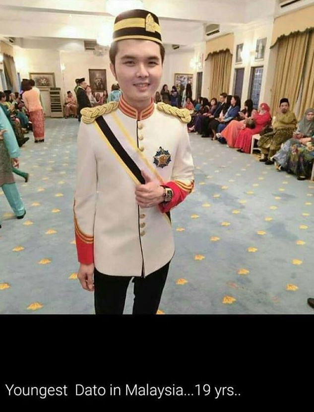 News About Recent 19-Year Old Dato in Malaysia is Causing Chaos on Social Media - World Of Buzz