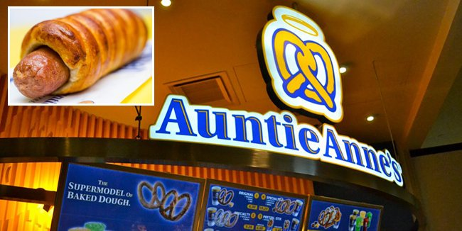 One Of Auntie Anne's Menu Items Is Not Halal Because Of Its Name. - World Of Buzz 3
