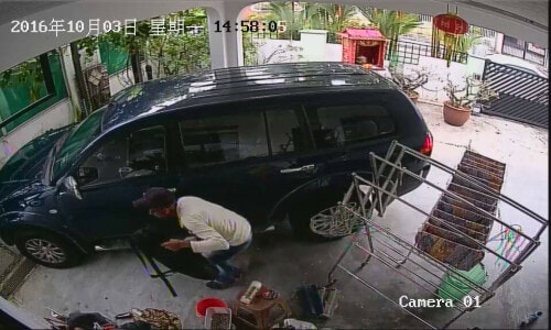 Robbers Broke Into Malaysian Girls' House But They Stole More Than Just Her Valuables - World Of Buzz
