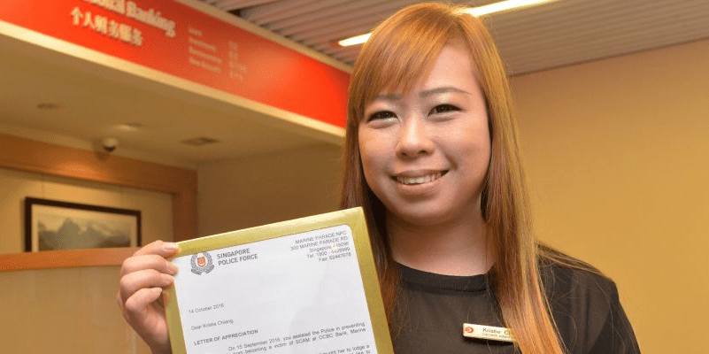 Scam Targeting Elderly Singaporean Women Foiled By Bank Employees - World Of Buzz 4