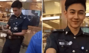 WANTED person: Cute Singaporean Airport Officer - World Of Buzz 3