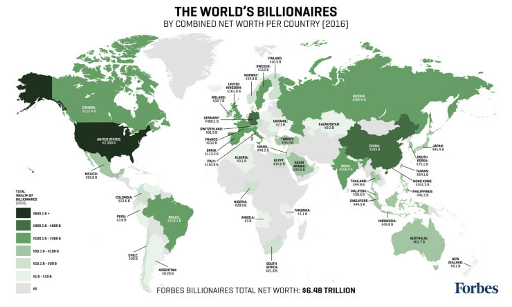 Wealthy China churns out a new BILLIONAIRE every 5 DAYS - World Of Buzz 2
