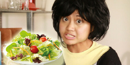 6 Struggles Every Vegetarian in Malaysia Will Understand - World Of Buzz 7