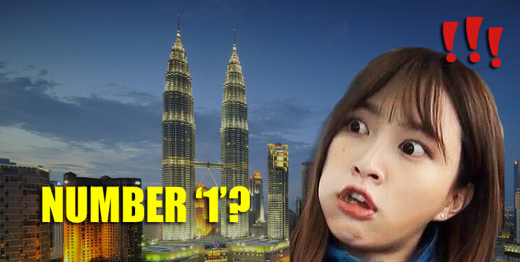 """7 Times The Number """"1"""" Left An Impact on Malaysians in 2016 - World Of Buzz"""