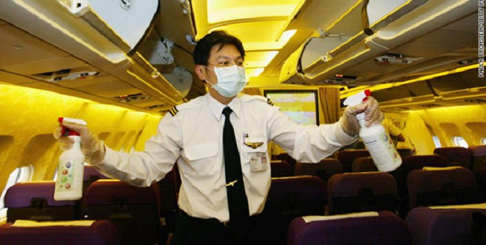8 Dirtiest Places on an Airplane You Should Know - World Of Buzz 10