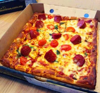 8 Reasons Why You Absolutely Need To Try This New SQUARE Pizza in Malaysia - World Of Buzz 1