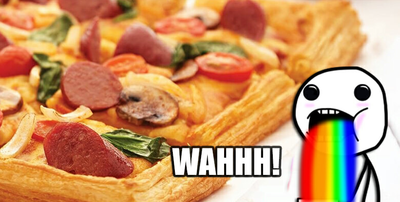 8 Reasons Why You Absolutely Need To Try This New SQUARE Pizza in Malaysia - World Of Buzz 2