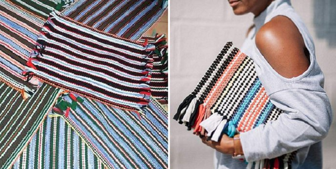 American Fashion Company Sells Bags That Look Like Asian Welcome Mats - World Of Buzz 3