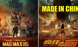 China Blatantly Ripoff Mad Max And Created Mad Sheila - World Of Buzz 1