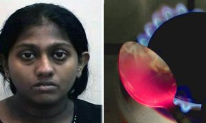Cruel S'porean Housewife Tortures And Abuses Maid With Hot Spoon To Face - World Of Buzz