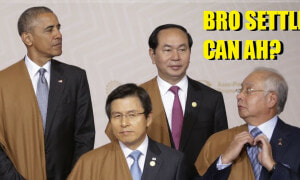 Did Obama Just Throw Shade At Najib During His Last Speech At APEC? - World Of Buzz 5