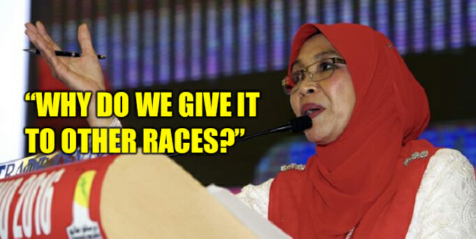 Did This Umno Delegate Just Deliver A Racist Remark? - World Of Buzz 5