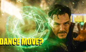 Doctor Strange's Spell Casting Is Actually A Dance Move - World Of Buzz 5