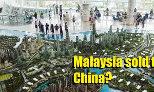 Does China Now OWN Malaysia? RM441 Billion City In Johor Bahru Says Yes - World Of Buzz 7