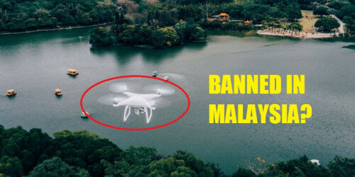 Drones Are Now ILLEGAL In Malaysia, According To The Police - World Of Buzz 3