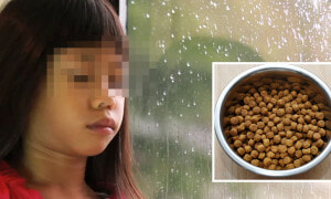 Father Locks Friend's Daughter in Toilet, Fed Her Dog Food And Hung Her Upside Down - World Of Buzz 1