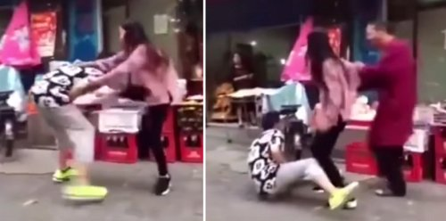 Girlfriend Kicked Boyfriend's Balls NINE Times After He Refused To Buy Her Fruits - World Of Buzz