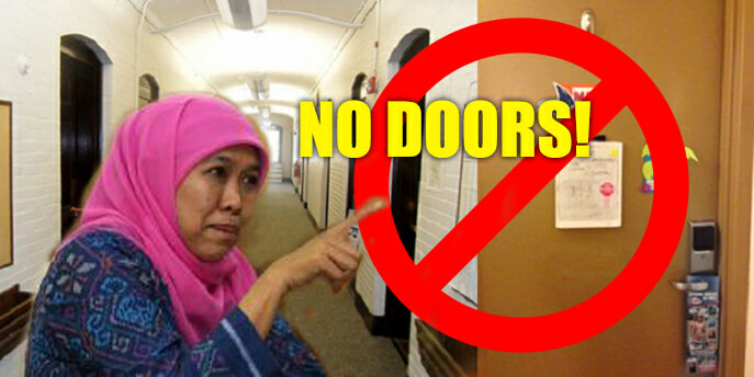 Indonesian Government Wants To Remove Dormitory Doors To Stop Sex - World Of Buzz