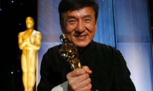 Jackie Chan Finally Gets His Oscar - World Of Buzz 3