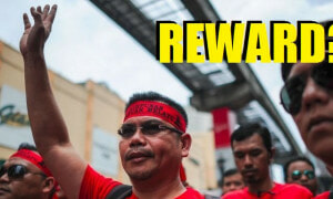 Jamal Yunos Will Reward Any Red Shirt Protestors Who Get Arrested - World Of Buzz 4