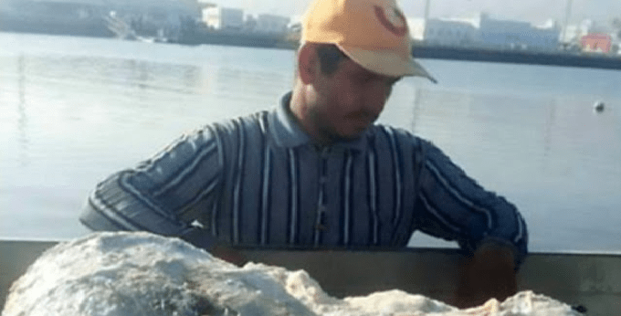 Lucky Fisherman About To Become Millionaire After Finding Sperm Whale's Poop - World Of Buzz 3